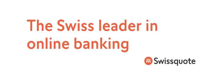 Swissquote Online Banking adopts cryptocurrencies