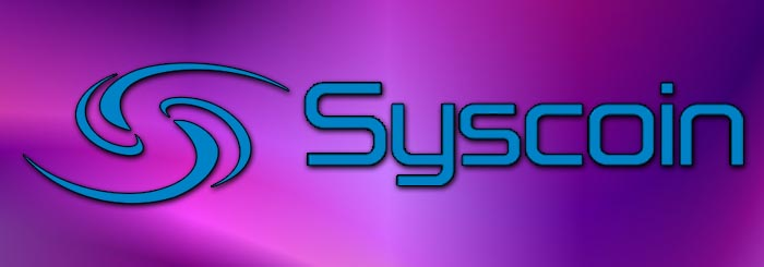 syscoin sale for 96 btc