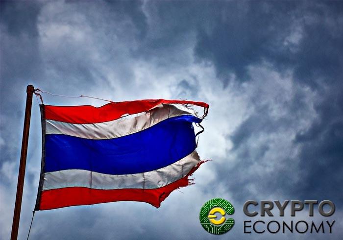 flag tailandia