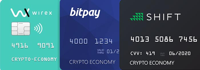 convert bitcoin into real money with debit cards