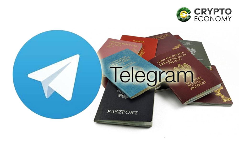 Telegram sale prohibition