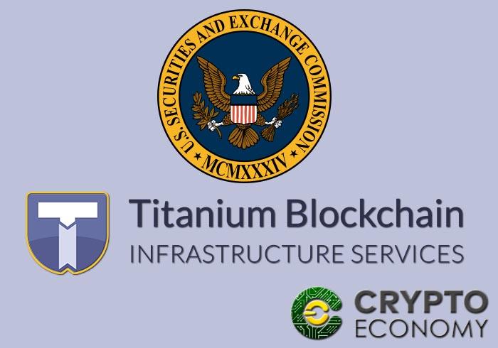 Sec obtains bill of complaint against titanium ico