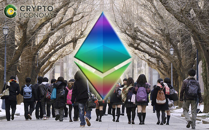 The Ethereum Foundation [ETH] supports a Blockchain course at the University of Tokyo