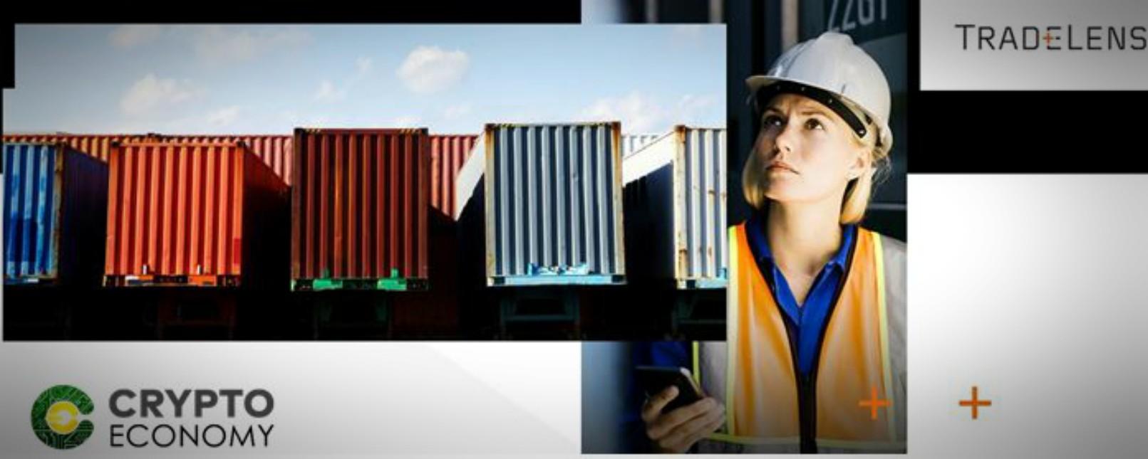 TradeLens IBM Maersk