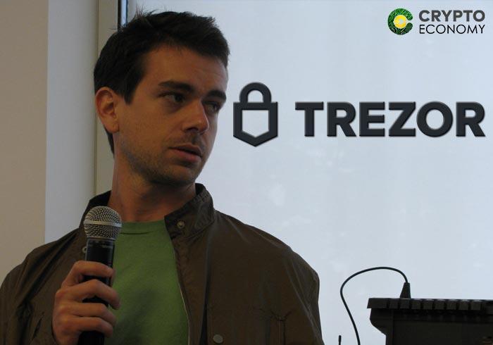 trezor wallet hardware