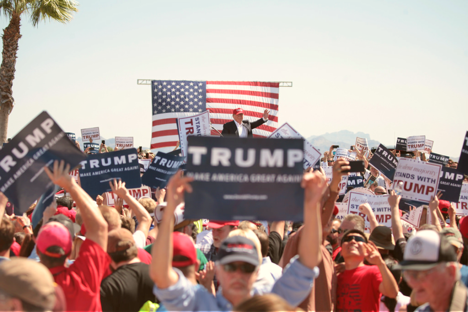 bitcoin, trump and the 2016 elections