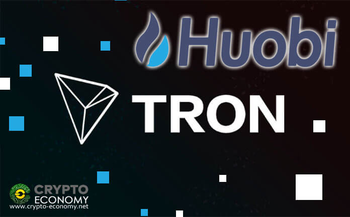Tron (TRX) dApps now Available on Huobi Wallet