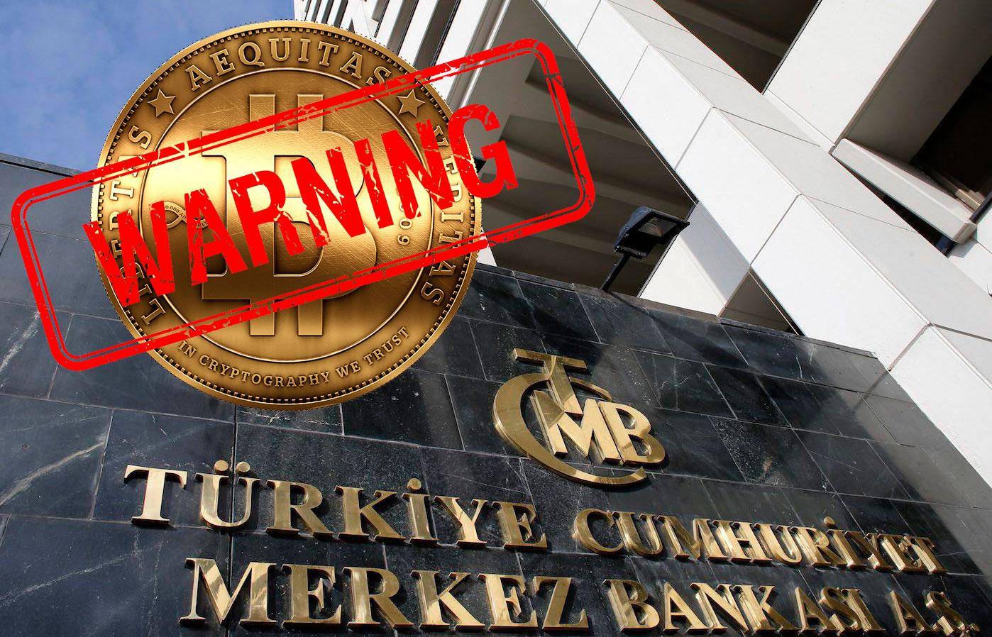 Turkey warns bitcoin