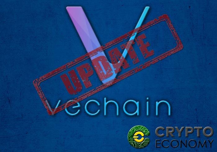 vechain updates whitepaper
