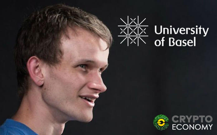 Ethereum [ETH] Founder Vitalik Buterin Receives Honorary Doctorate from University of Basel