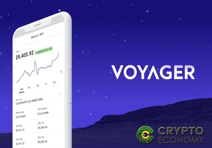 voyager buys cryptocurrencies without commissions