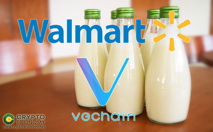 Walmart China will develop a food safety platform with the help of VeChain