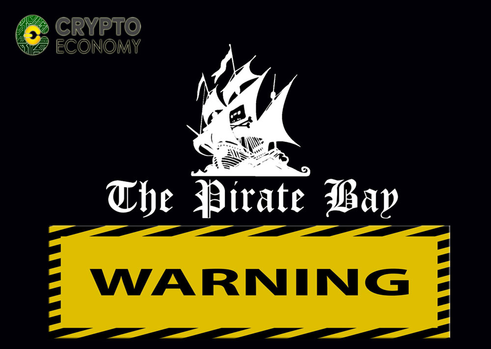 The Pirate Bay takes advantage of the CPU power of its users