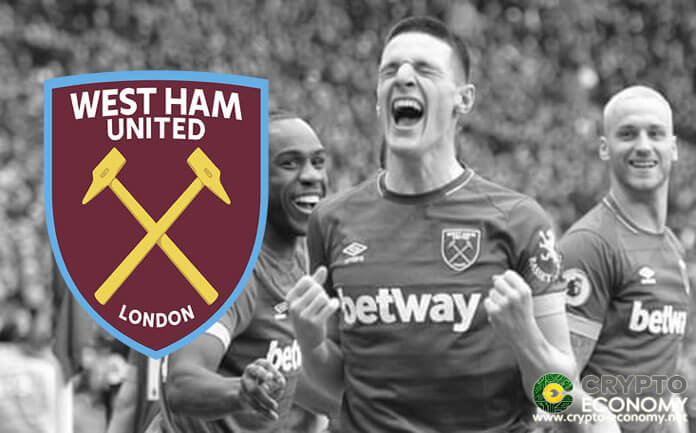 West Ham First English Premier League Soccer Club to Launch Its Fan Token