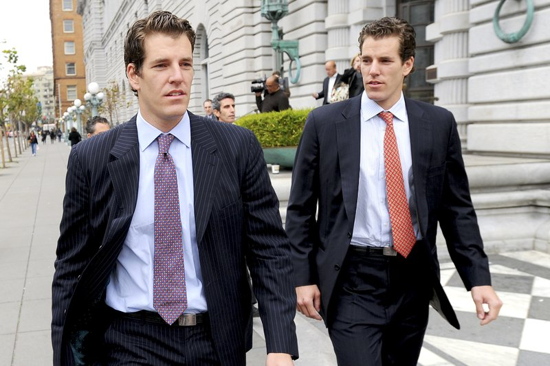 BITCOIN MILLIONAIRES Cameron & Tyler Winklevoss