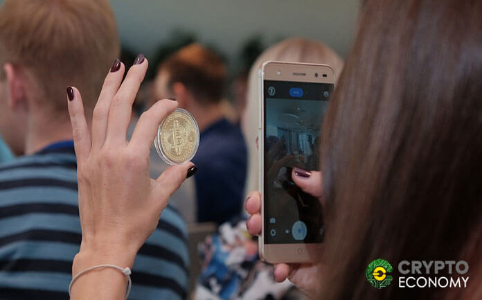 The users of cryptocurrencies increase 94% in a year despite the fall in the price of Bitcoin
