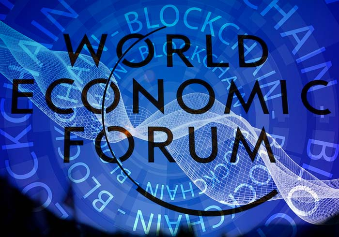 blockchain world economic forum