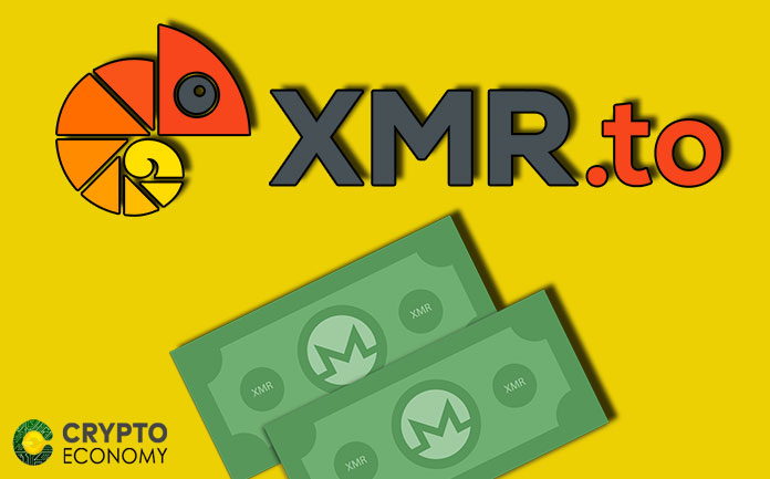XMR.to – The Monero [XMR] to Bitcoin [BTC] Cryptocurrency Payment System