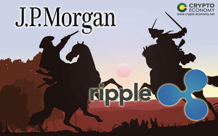 Is Ripple really threatened by JP Morgan's cryptocurrency?