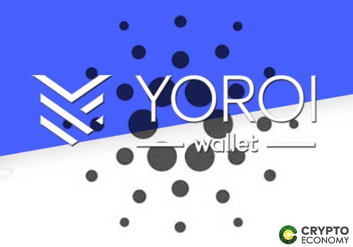 yoroi cardano wallet