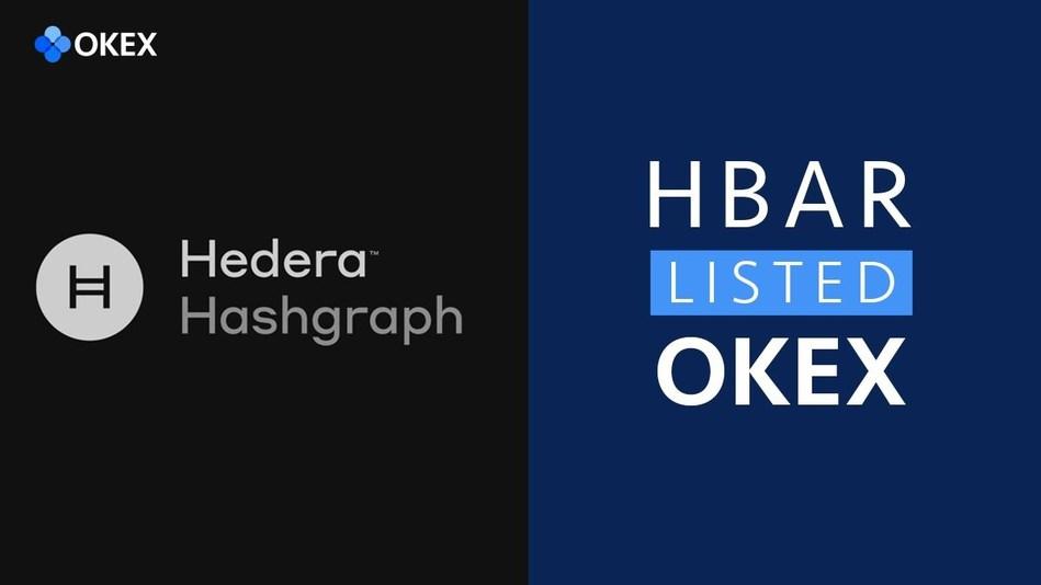 OKEx Will List HBAR