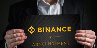 Binance-announcements