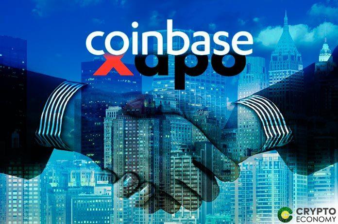 Coinbase buys Xapo