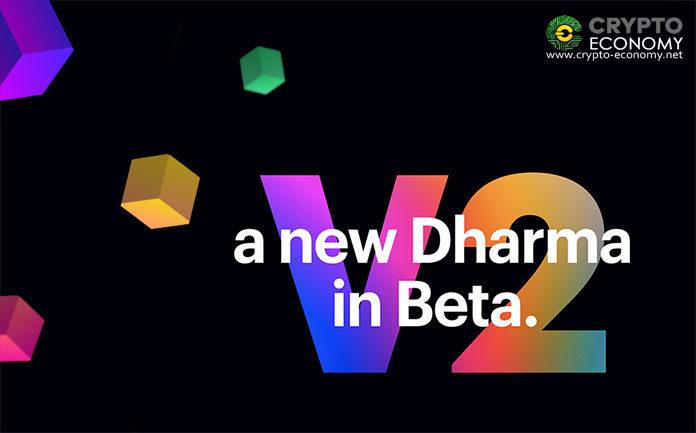 [Dharma] – Crypto Lending Platform Dharma Launches V2 in Closed Beta