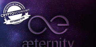 aeternity september giveaway