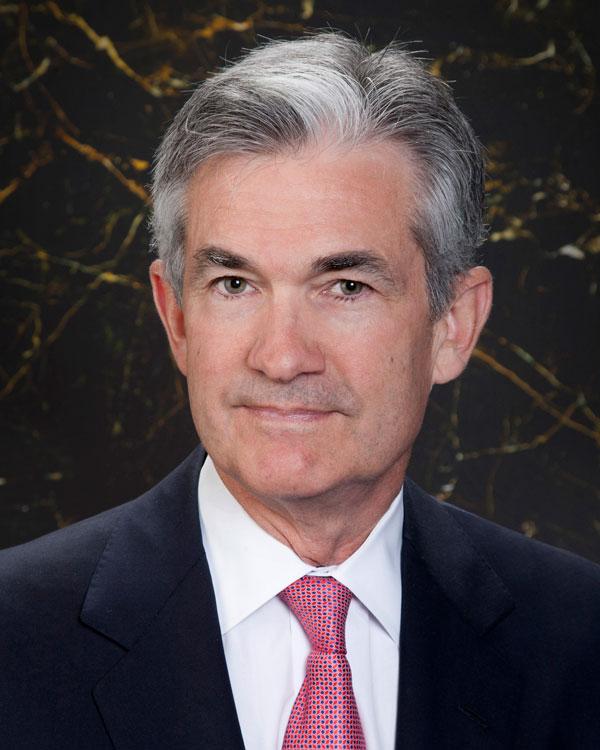 Jerome Powell, Fed's Chairman