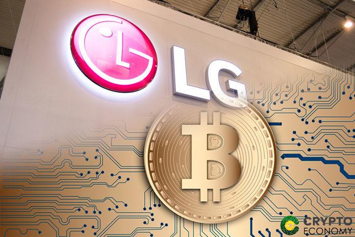 LG-Smartphone-Blockchain