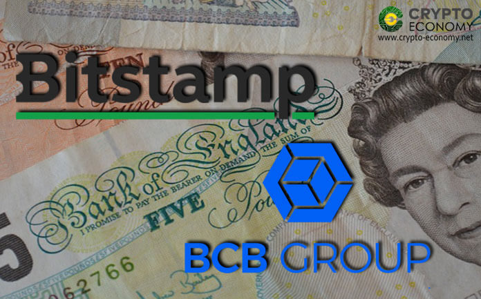 Crypto Exchange Bitstamp Partners with UK-Based BCB Group to Enable British Pound [GBP] Bank Transfers
