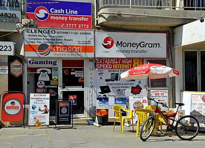 Send Money MoneyGram