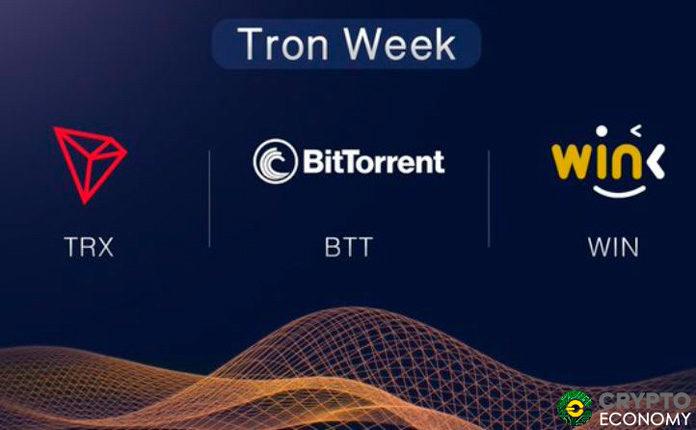 TRON week