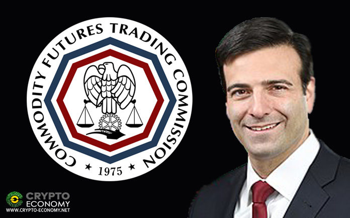 [CFTC] Heath Tarbert new president of the US Commodity Futures Trading Commission