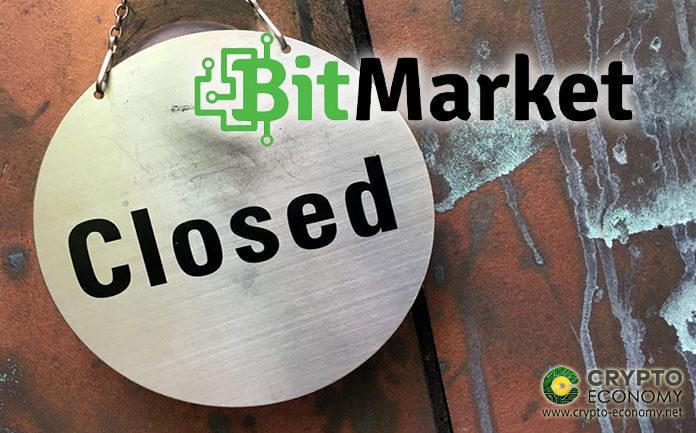 Polish Crypto Exchange BitMarket Shuts Down, Faults Low Liquidity