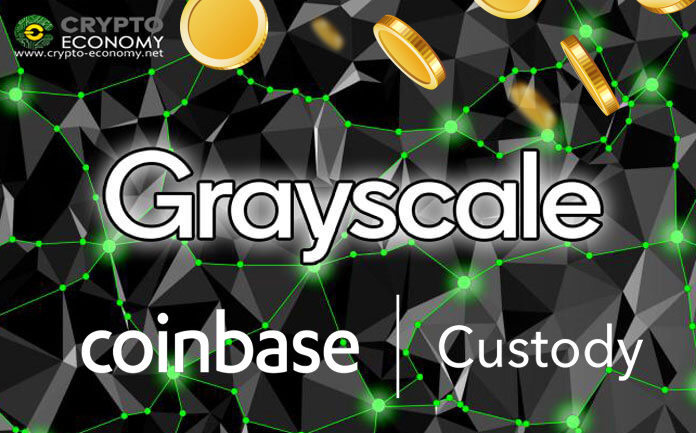 Digital Asset Manager Grayscale Choses Coinbase Custody to Secure its $3B Worth of Assets