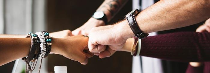 blockchain colaboration