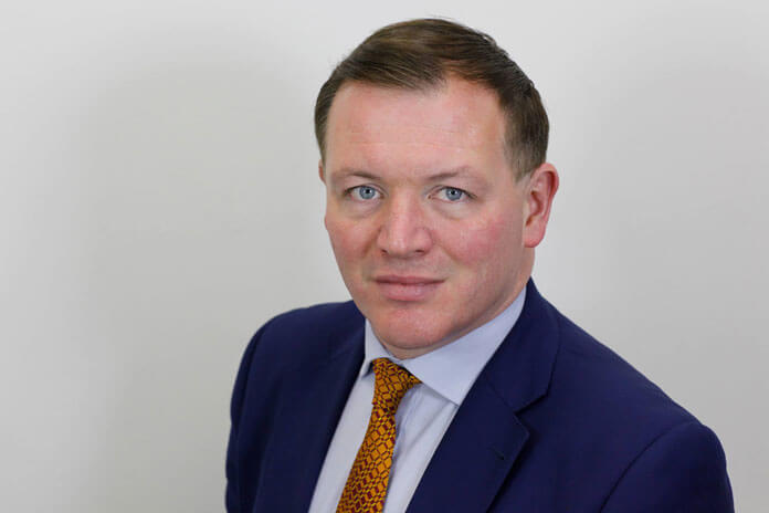 Damian Collins, chair of the House of Commons' Digital, Culture, Media and Sport Committee in United Kingdom