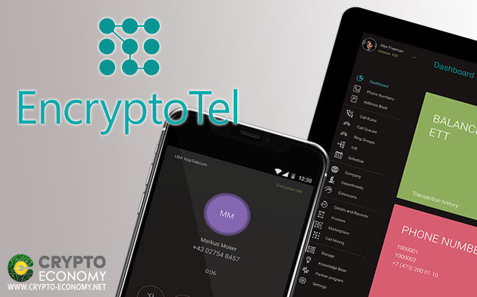 EncryptoTel Set to Open a Sales Office