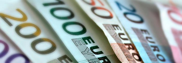 Purchase cryptocurrency with Euros
