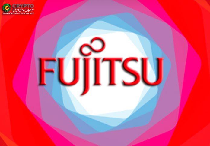 fujitsu blockchain