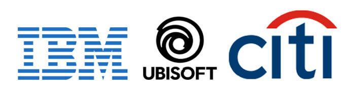 IBM Citibank Ubisoft