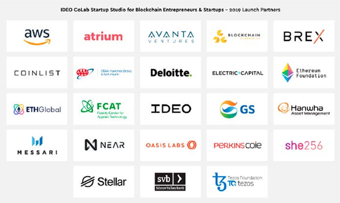 ideo partners blockchain