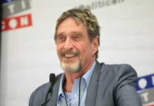 John McAfee has been released after his arrest in the Dominican Republic