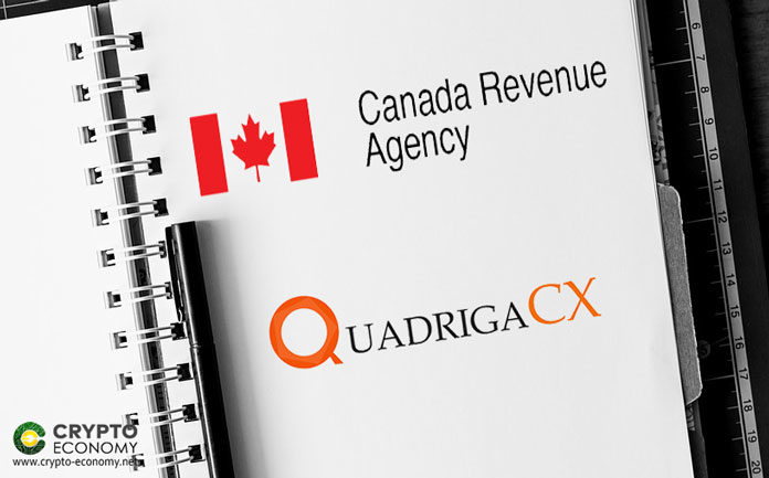 Woes of QuadrigaCX Continue As Canada Revenue Agency Seeks Its Corporate Tax Returns Files