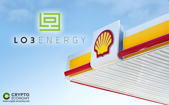 Shell makes an investment for an unknown amount on Ethereum-based startup LO3 Energy
