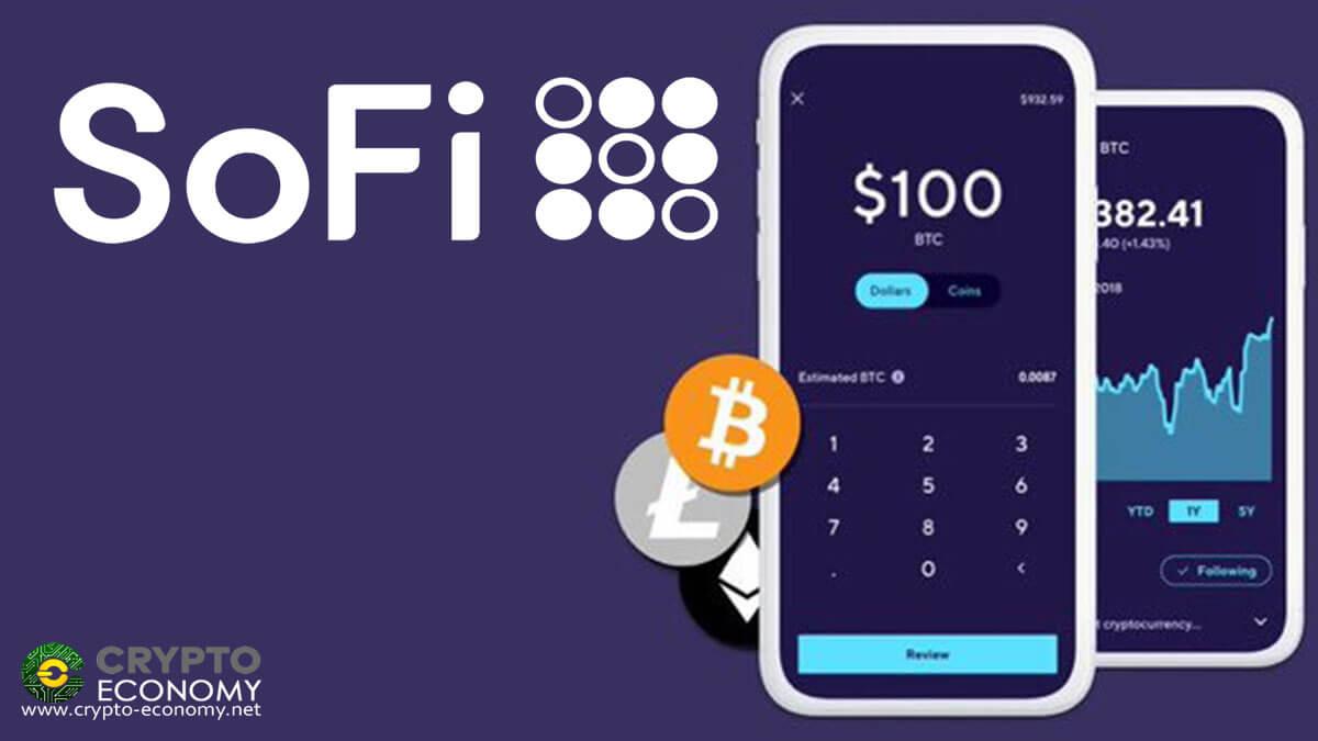 sofi invest crypto investiție inițială bună în criptomonedă