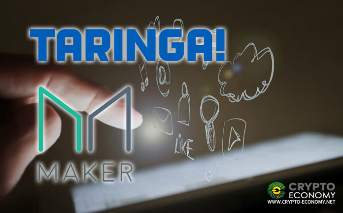 Social Media Giant Taringa Partners with MakerDAO and Airtm to Reward Users in Crypto
