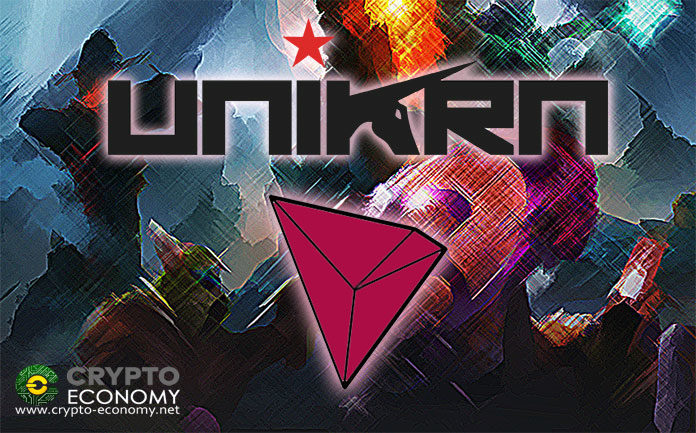 Tron Network Has Announced Partnership with Unikrn Wallet V 2.0